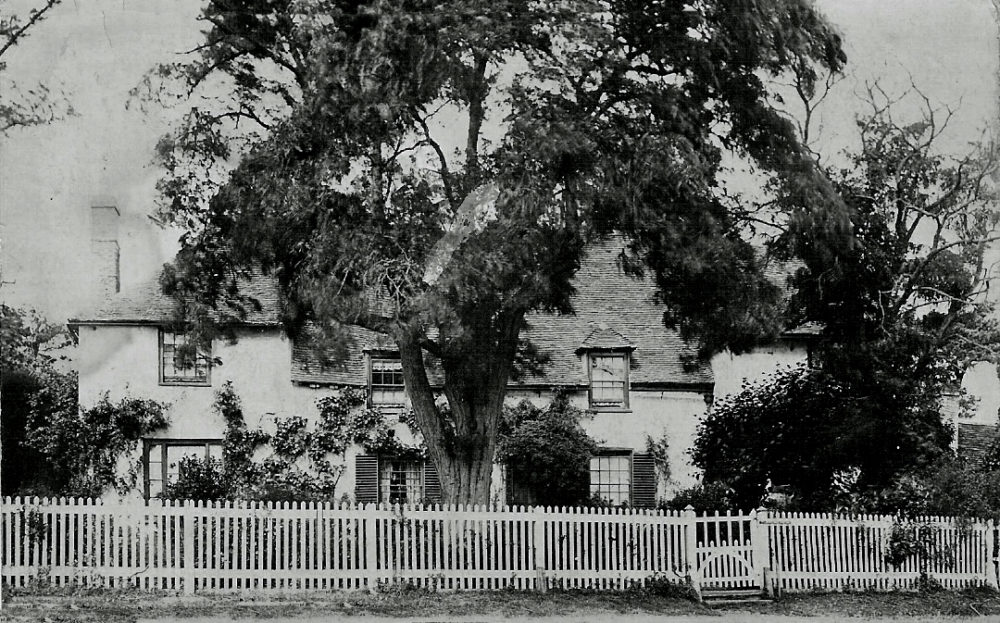 Ratling Court House circa 1900